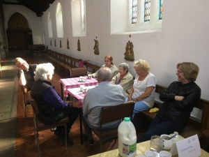 Coffee Morning 23rd Sept 2017