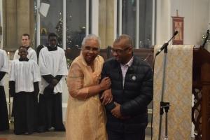 Mrs Benn's 80th Birthday