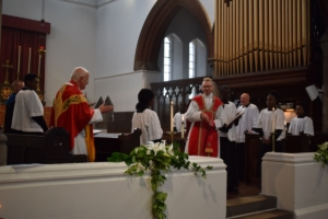 The Patronal Festival 2018