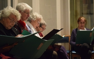 St Alban's Singers Rehearsal