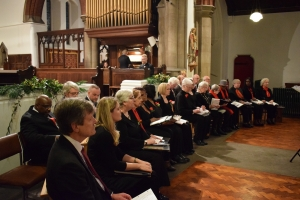 St Alban's Singers Present a Concert of Christmas Music